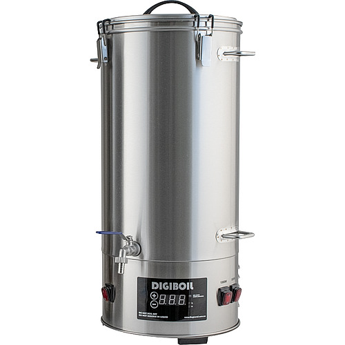DigiBoil Electric Kettle 35L 9.25G 110v Beer Brewing Distilling All In One $159.99
