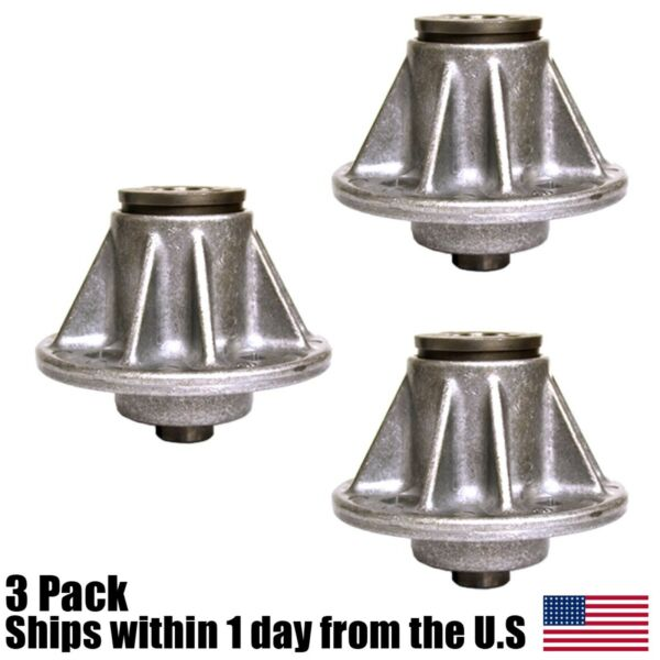 3PK Spindle Assembly for Ariens Gravely Mower 51510000 ZT Zero Turn Zoom Mowers