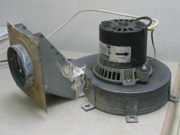 FASCO 7021 7427 Draft Inducer Blower Motor 1005425 $70.00