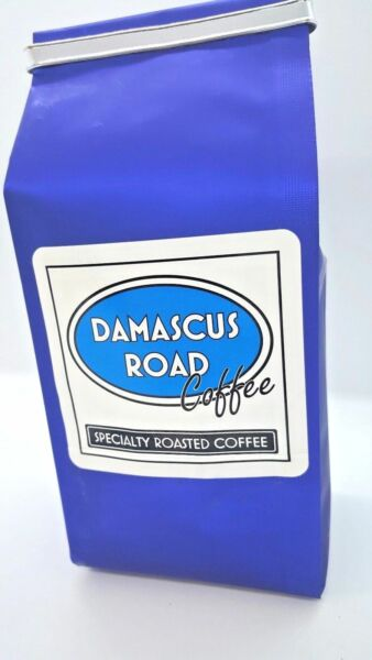 Damascus Road Coffee ColombianBrazilian Blend Premium Arabica Roasted Daily
