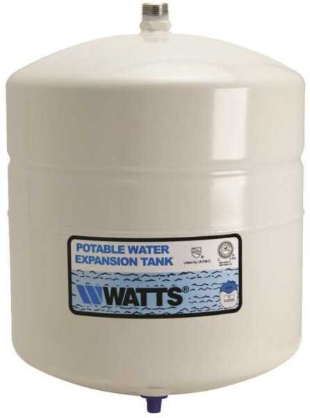 Watts 4.5 gal. Lead Free Potable Water Expansion Tank Model # PLT 12 $61.99
