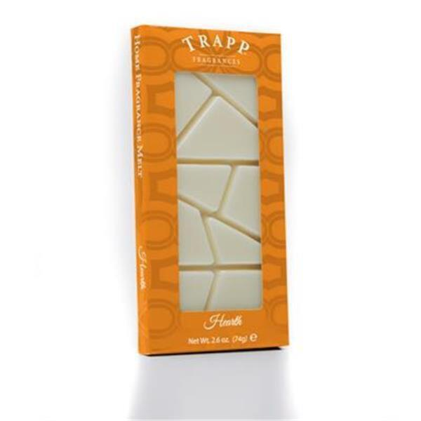TWO Trapp Seasonal Collection Hearth 2.6 oz 30 Hour Home Fragrance Wax Melts
