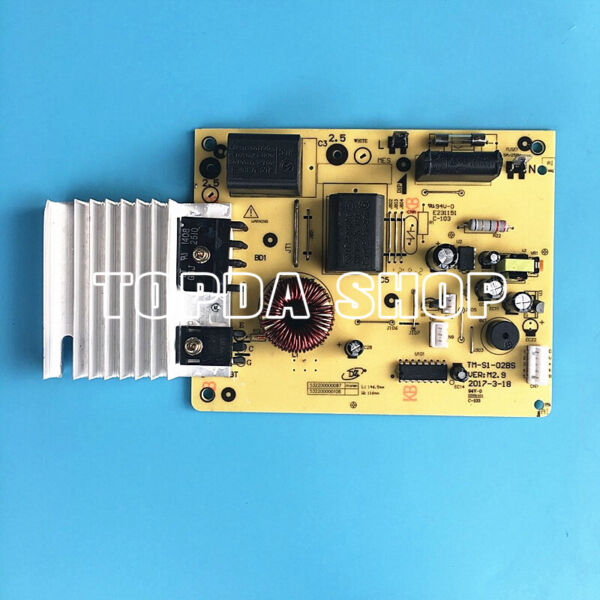 1PC Midea C21 SK2105 Induction furnace 5 pin key motherboard $43.00