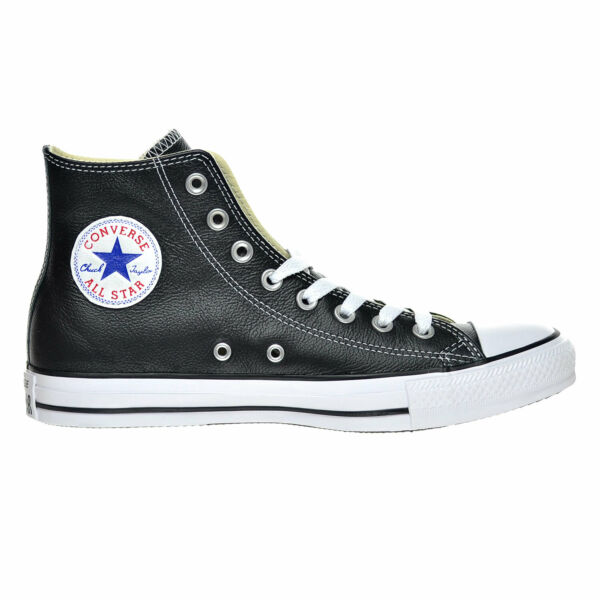 Converse Chuck Taylor HI Men's Shoe Black All Star High Top Sneaker 132170c