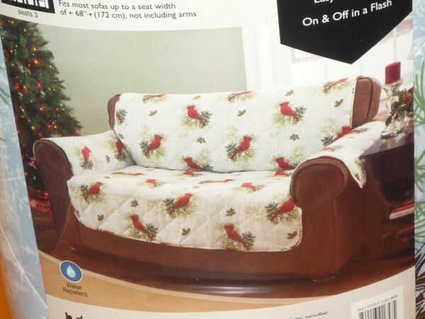 NEW Ultimate Furniture Protector Cardinal Print Protector SOFA $32.39