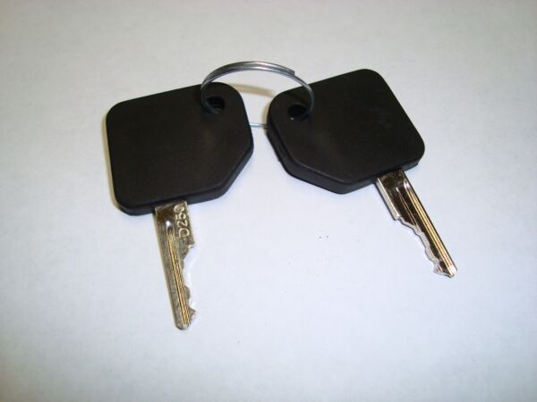 Fiat Versatile Tractor Ignition Key Pt # 86502201 47457834 Will fit New Holland