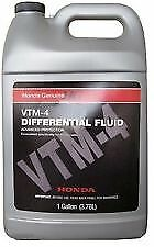 Honda Acura Genuine VTM 4 Differential Fluid Oem 08200 9003