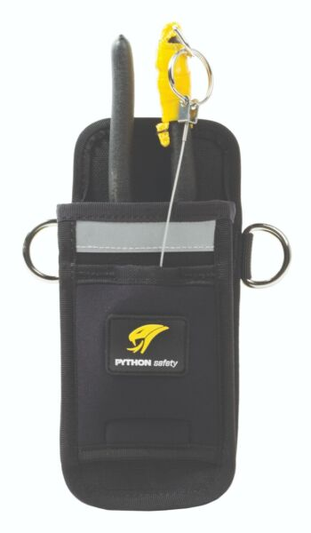 Python Safety Single Tool Holster With Retractor Harness 1500104 $36.30
