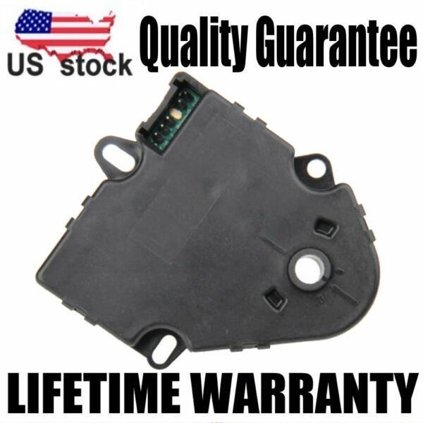 New Heat Heater A C AC Fan Air Vent Blend Door Actuator For 1997 2014 Chevy GMC $22.45