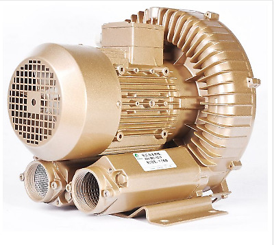 REGENERATIVE BLOWER 710H26 460V230V4HP 200CFM ( Replacement DR656CK72X )