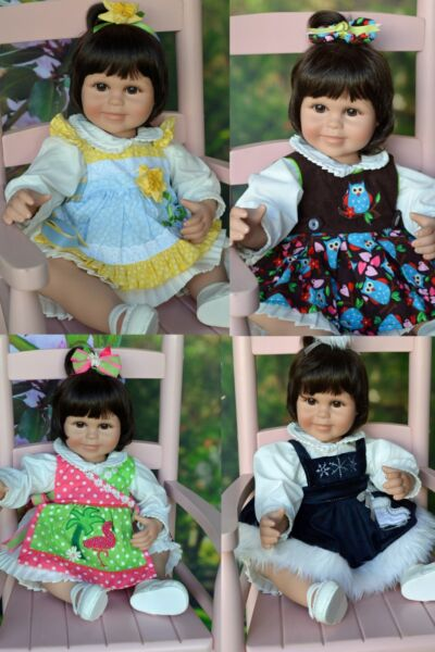 MARIE OSMOND *Baby Olive In The Seasons Comes with 4 Outfits 18