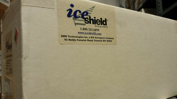 NEW MITSUBISH NANCELLE TO TIP RIGHT HAND WING DE-ICER PN SMR5048-04(#205336-63)