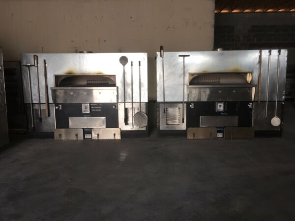 Matching Wood Stone Fire Deck 11260 Pizza Ovens