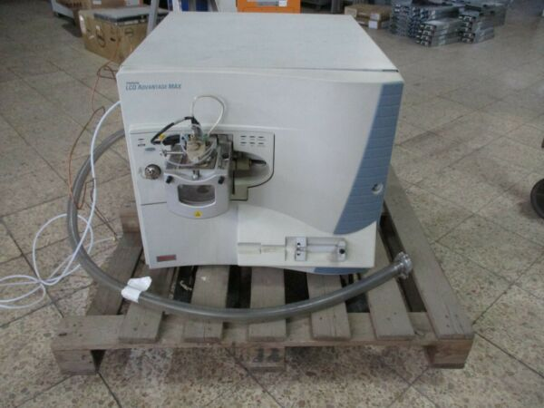 THERMO FINNGAN LCQ ADVANTAGE MAX THERMO MASS SPECTROMETER SYSTEM