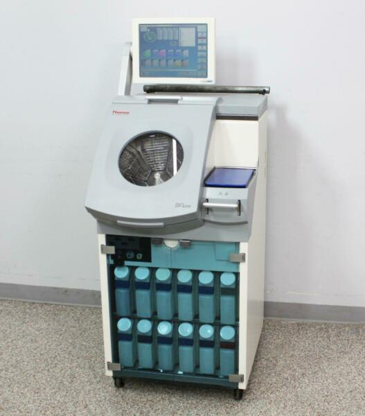 Thermo Scientific Microm STP420D Automated Tissue Processor 980000 w 6 Baskets