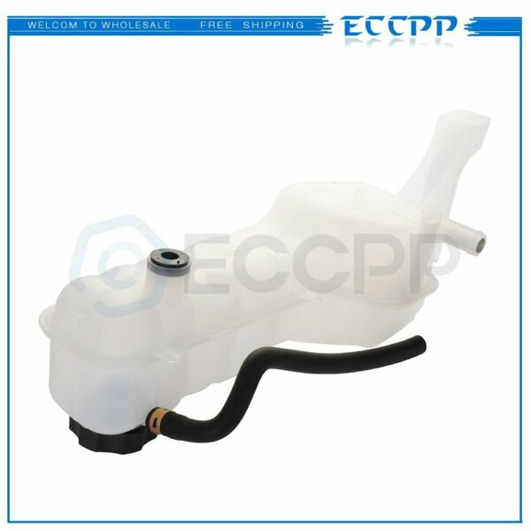 Radiator Coolant Overflow Tank For 2002 Chevy Cavalier L4 2.2L (8th Vin Digit 4)