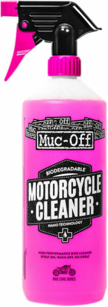 Muc Off Nano Tech Biodegradable Motorcycle Cleaner 1 Liter 664US $22.06