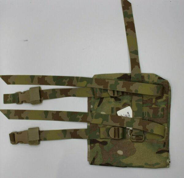 New Soldier Plate Carrier System Right Side Plate Carrier Large XL GI $24.95