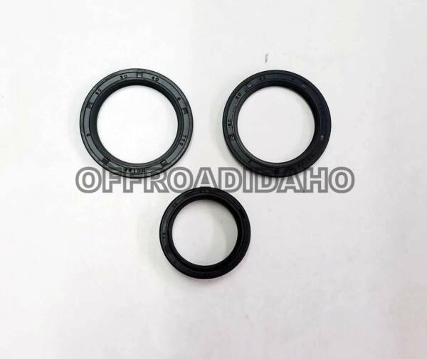 FRONT DIFFERENTIAL SEAL ONLY KIT POLARIS SPORTSMAN 850 SP WV X2 XP 2009 2017 $18.69