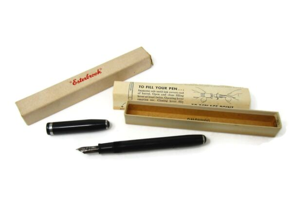 Esterbrook Pen 9450 w Box and Instructions