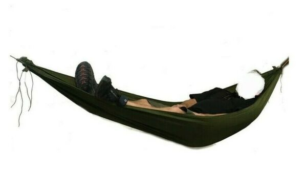 VIETNAM JUNGLE HAMMOCK Used Complete good condition $69.50