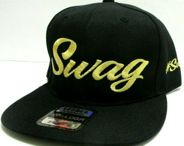 NEW SWAG Hat Snap-back Cap Many Colors AVAILABLE REGISTER  R  3