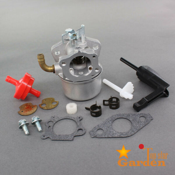 Carburetor For 215434 Briggs & Stratton 850 Series Engine Carb with Fuel Filter