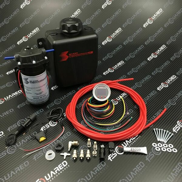 Snow Performance 210 Water Methanol Injection Kit Stage 2 Boost Cooler New Style