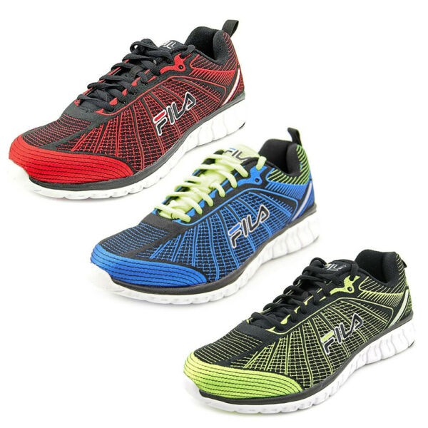 NEW Mens Fila Speedweave Run II Running Shoes - Choose Size and Color