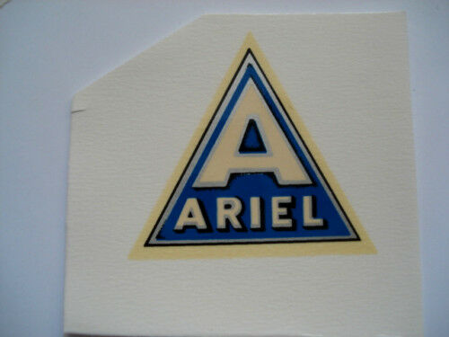 Ariel Picture Lettering Decal Decal