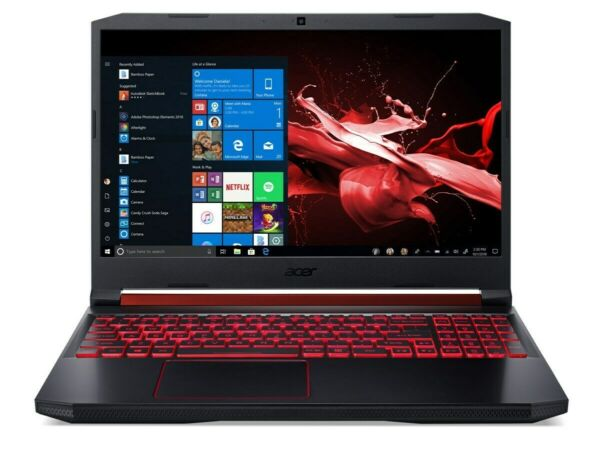 Acer Nitro 5 17.3quot; Gaming Laptop Intel i5 9300H 2.40GHz 8GB Ram 512GB SSD Win10H