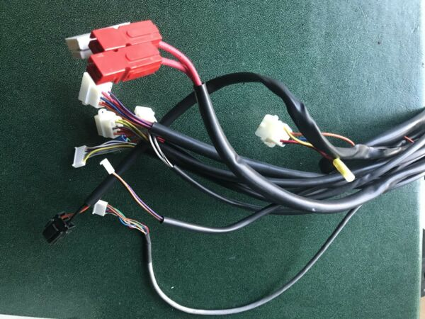 Whelen Cencom Gold Relay Module Brain Cable Connectors ONLY