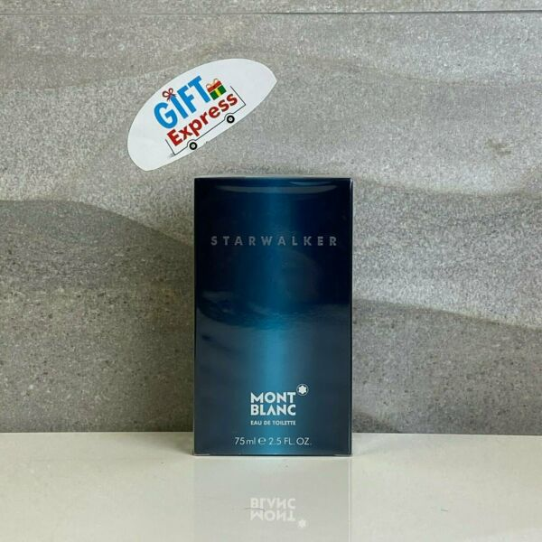 STARWALKER by Mont Blanc 2.5 oz EDT Men Cologne NEW in Box