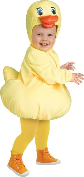 Toddler Rubber Ducky Baby Costume