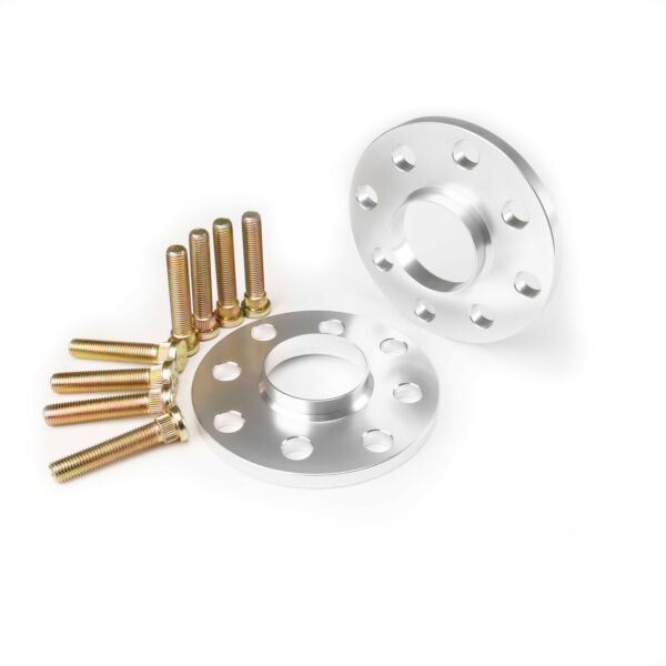 10MM Hubcentric Wheel Spacers W Extended Studs For Honda 4x100 56.1 12x1.5 $29.99