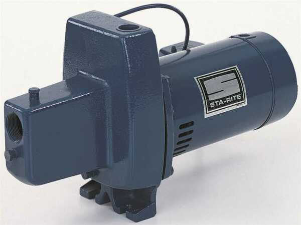 Sta Rite FND Cast Iron Self priming Shallow Well Jet Pump 3 4 HP $269.99