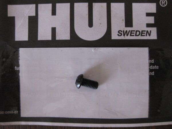 THULE Replacement bolt M6 x 12mm. TK1 TK2 TK4 TK8 TK9 $10.00