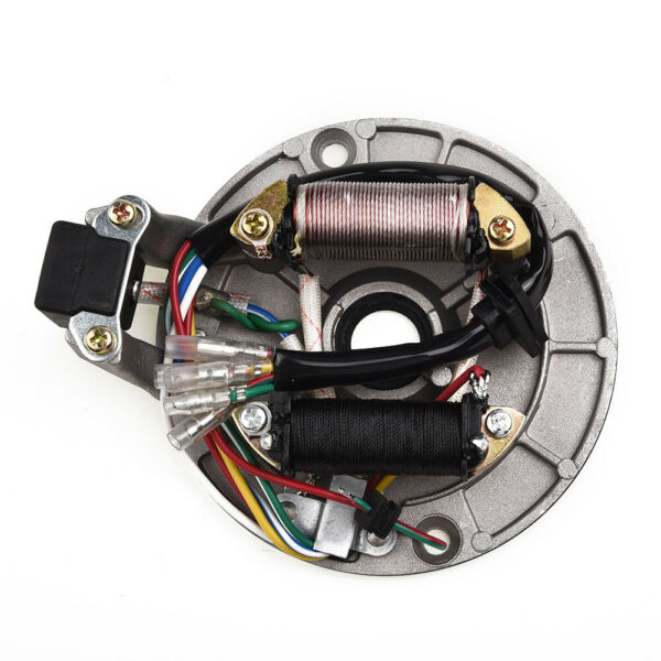 For Pit Bike 90cc 110cc 125cc Magneto Coil Stator Motorcycles Ignition Parts $17.32