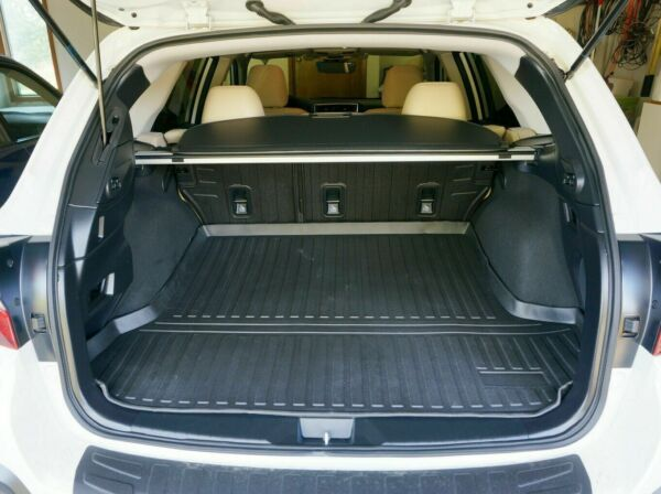 Rear Trunk Area Cargo Floor Tray Liner Mat for SUBARU OUTBACK 2015-2019 New