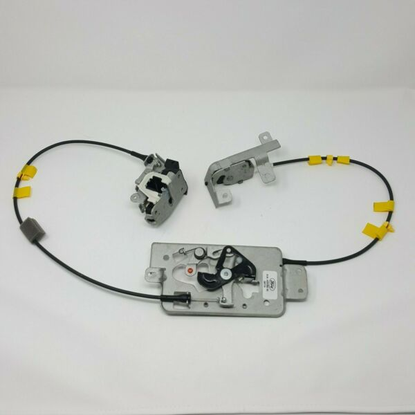 2004 - 08 Ford F-150 Rear LH Driver Side Door Latch & Cable fits Extended Cab