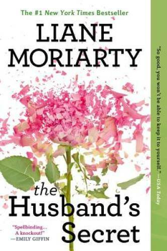 The Husband#x27;s Secret Paperback By Moriarty Liane GOOD