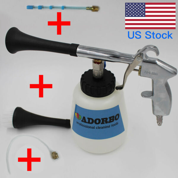 ADORBO Car Cleaning Gun Interior Washing Detailing Tool Air Pulse Auto Washer