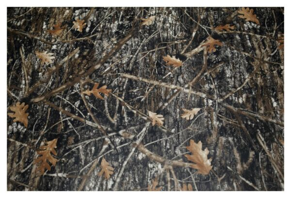 Vinyl Hunting Camo True Timber Conceal Brown Auto Upholstery Outdoor Fabric 55quot;W