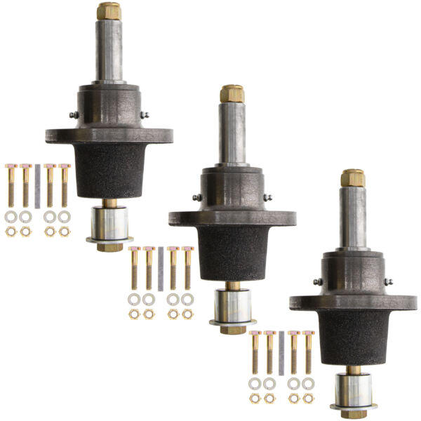 SureFit Spindle Assembly for Scag 461663 Turf Tiger Cub Cheetah Wildcat 52quot; 3PK