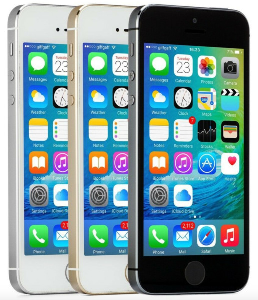 Apple iPhone 5S 16GB  32GB  64GB  Factory Unlocked - AT&T - T-Mobile - Sprint
