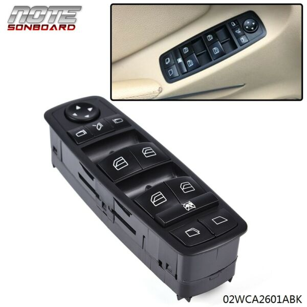 for Mercedes Benz GL350 ML350 2009 2010 2011 Driver Side Power Window Switch