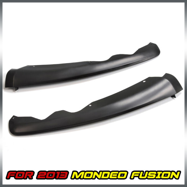 For 2013 2014 2015 2016 Fusion Front Bumper Lower Valance Right  $20.85