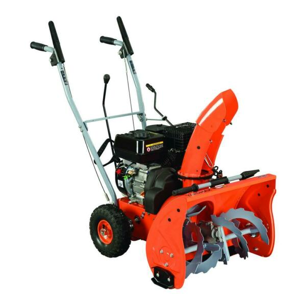TOP 22 in. 2-Stage Gas Snow Blower
