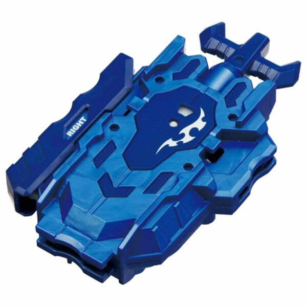 Takara Tomy Beyblade Brust Accessory B-119 Launcher LR Active BLUE Toy Japan _US