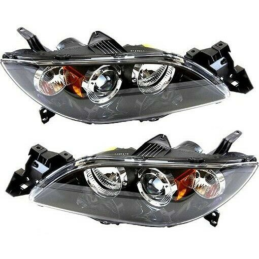 MA2519113 MA2518113 HID Headlight Lamp Left-and-Right HIDxenon LH